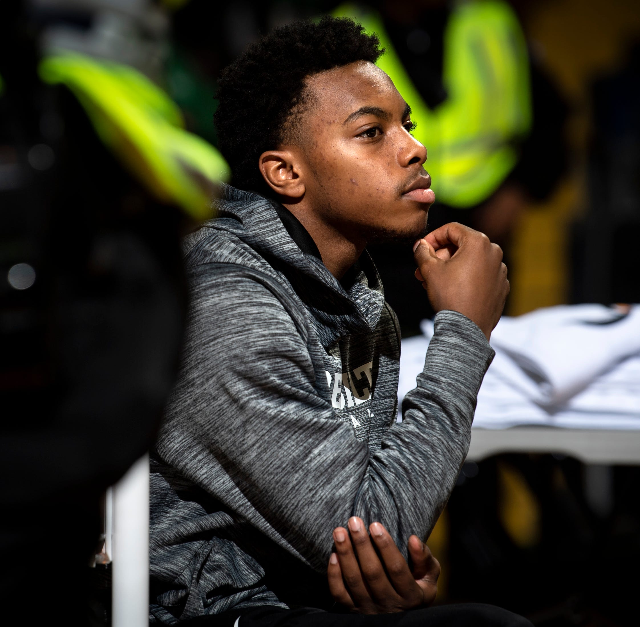 Vanderbilt basketball still under cloud of Darius Garland's injury: 'No excuse, but it's reality'