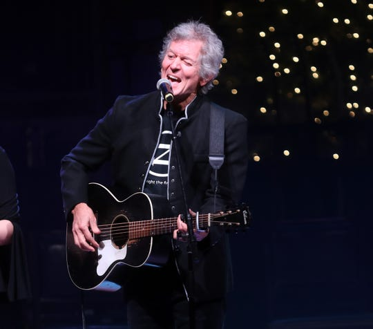 Rodney Crowell performs at the Ryman Auditorium on Dec. 5, 2018.