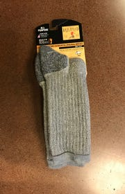 "The ""Lifetime sock"" from Bass Pro Shops,that comes with a lifetime guarantee,  is a top seller."
