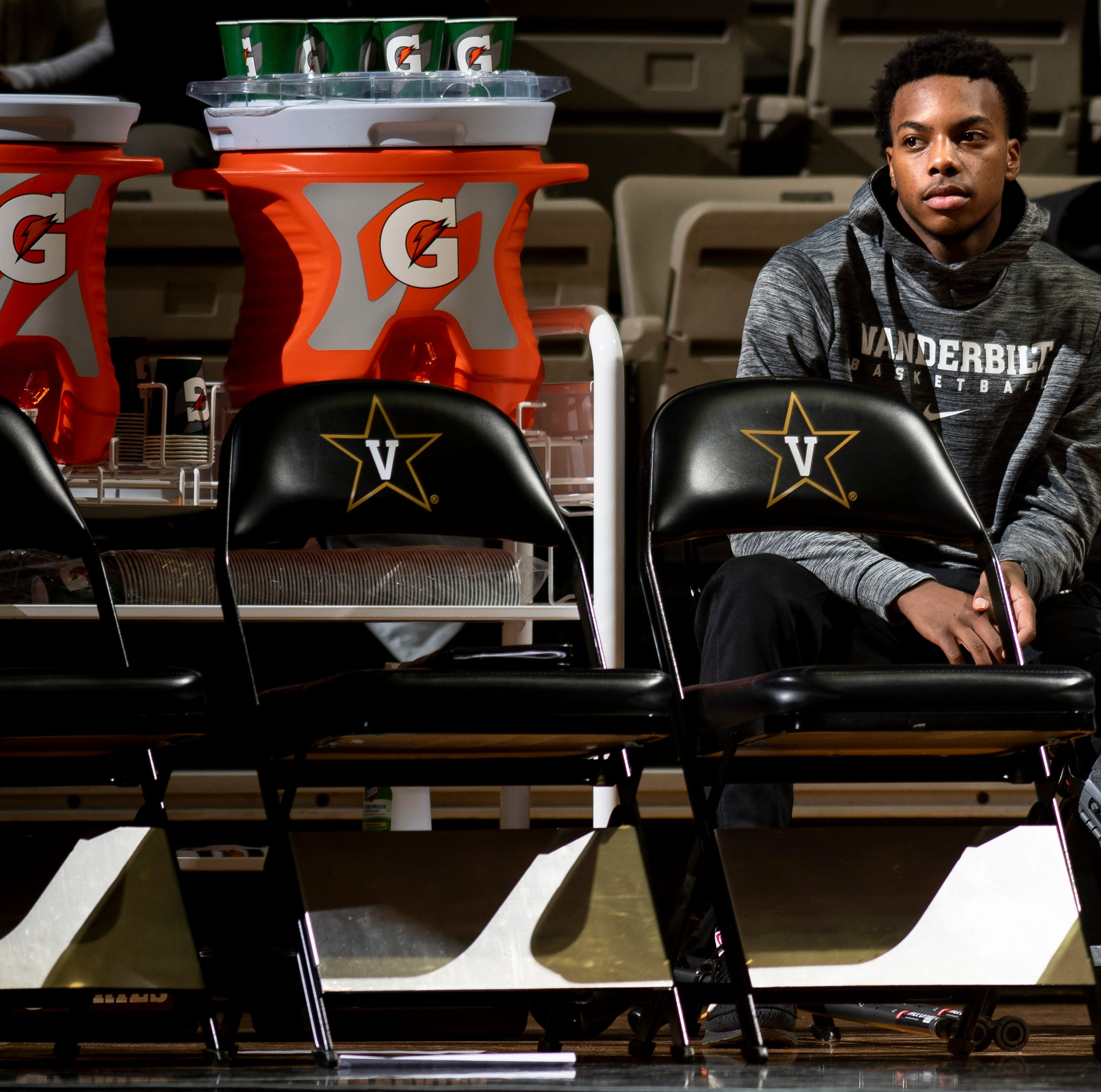 Darius Garland injury changes Vanderbilt basketball, from billboards to Vegas odds