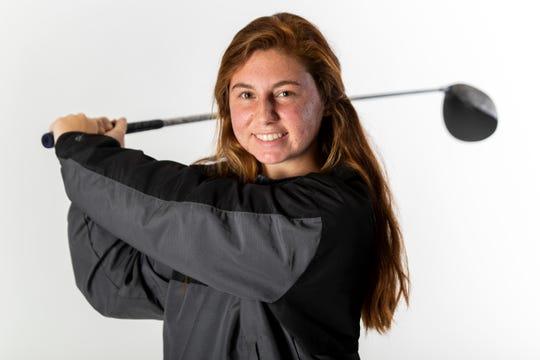 Sophie Shrader, St. John Neumann High School, girls golf, junior