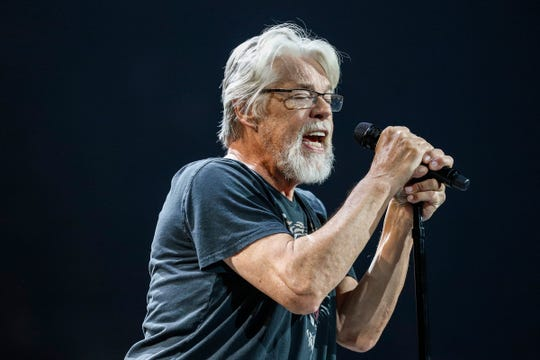 Bob Seger and The Silver Bullet Band, performing on stage at The Palace of Auburn Hills in Auburn Hills, in 2017, has lived part-time in Naples for more than 25 years.