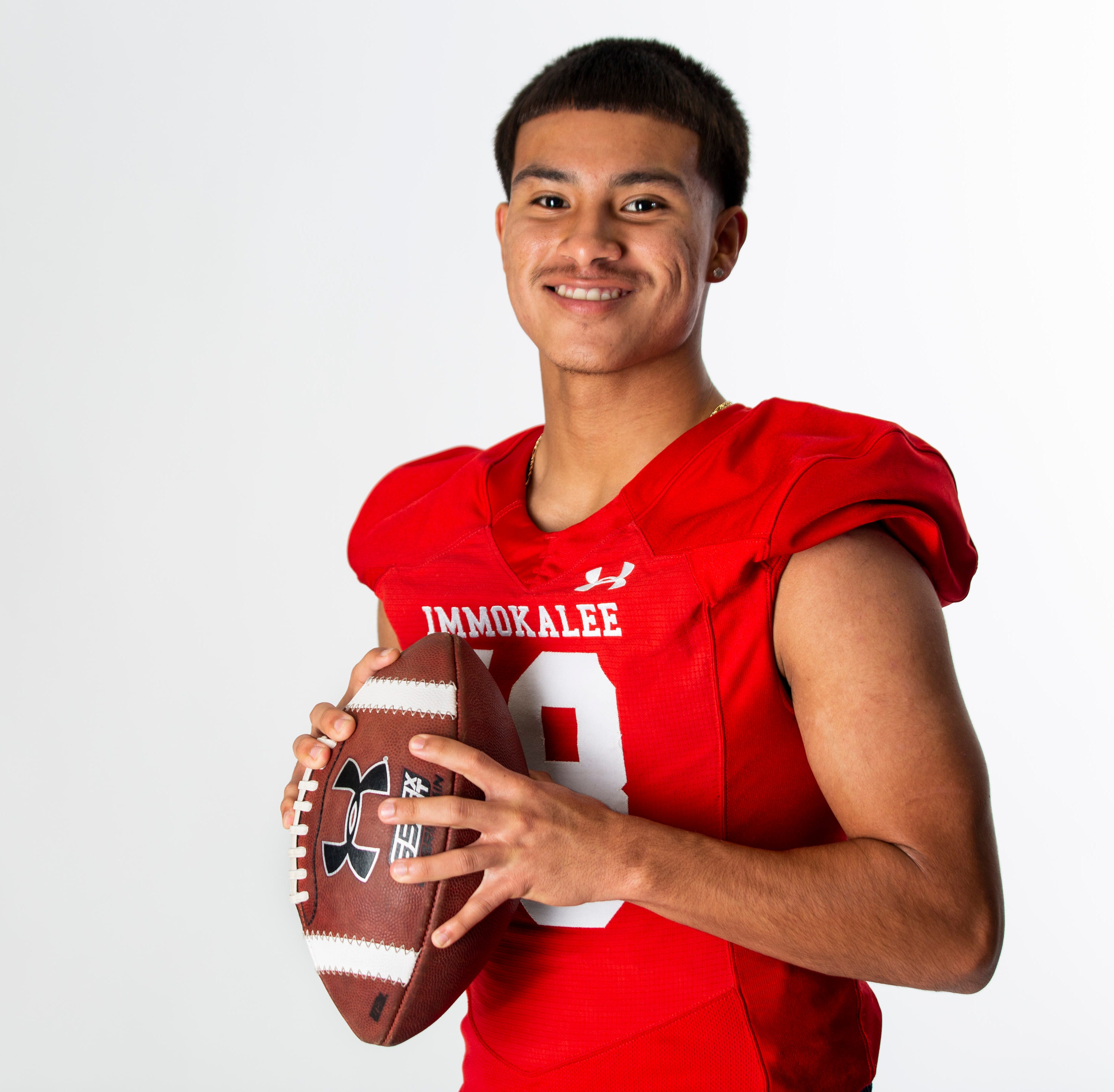 High school football: Rosales among local players to shine at National Combine in San Antonio