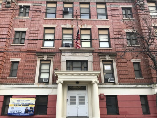 Marion P. Thomas Charter School moved students into the Burnet Street school, which was purchased from Newark, in November, 2018.