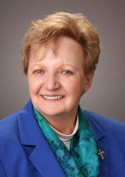 Chancellor of the Archdiocese of Newark Sister Donna Ciangio