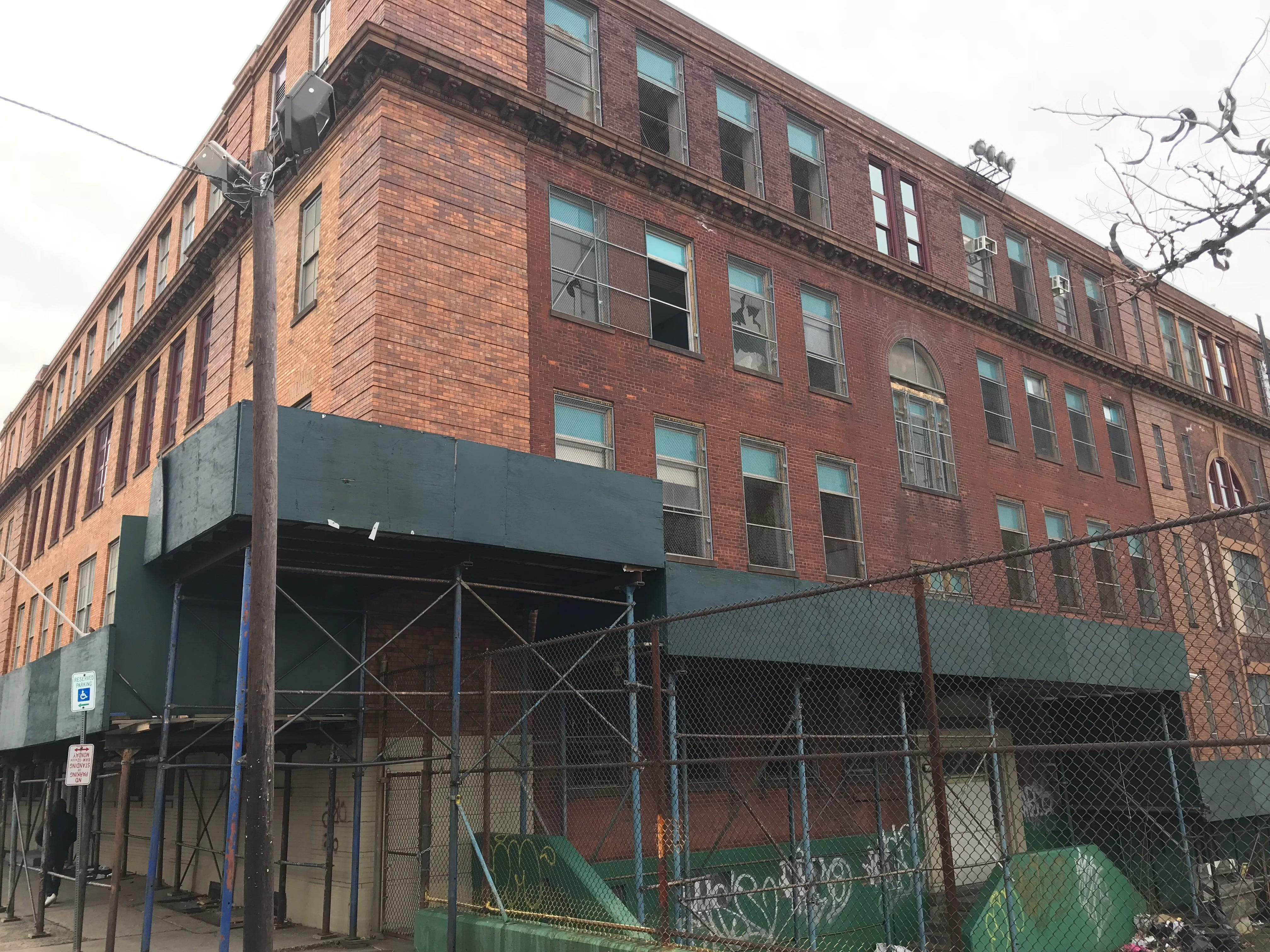 The Morton Street school in Newark remains empty and in need of renovation. A Marion P. Thomas Charter School support group has agreed to purchase it.