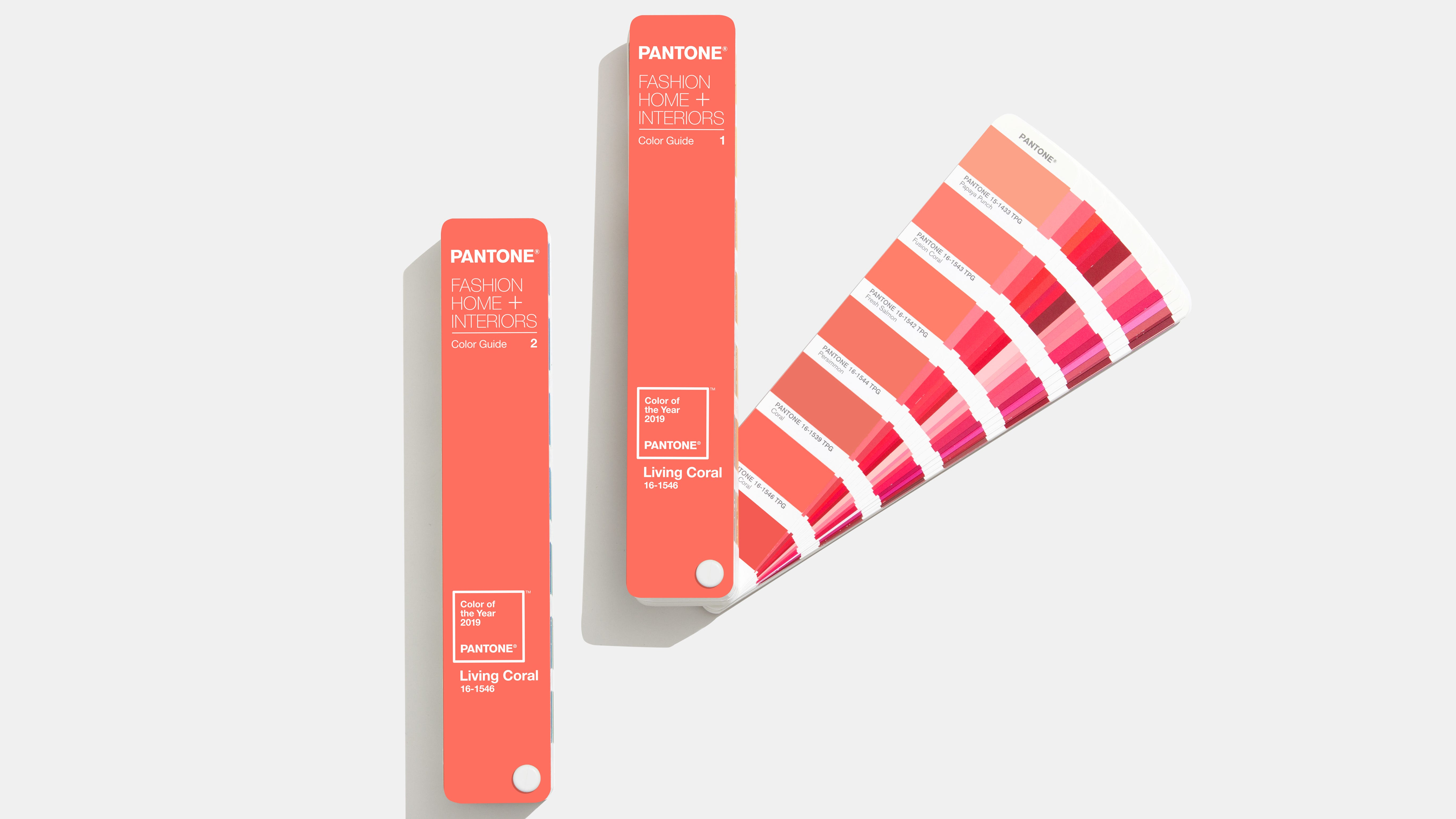 Pantone releases its Color of the Year for 2019: Living Coral