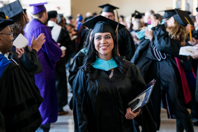 Western New Mexico University's fall 2018 graduates will be honored with a commencement ceremony on Friday, December 13, 2018, at 2 p.m. in the Fine Arts Center Theatre.