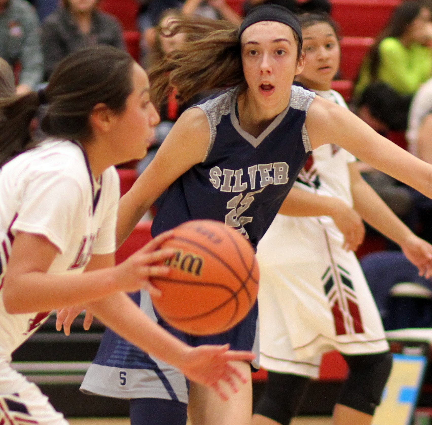 Silver High girls fall to Deming