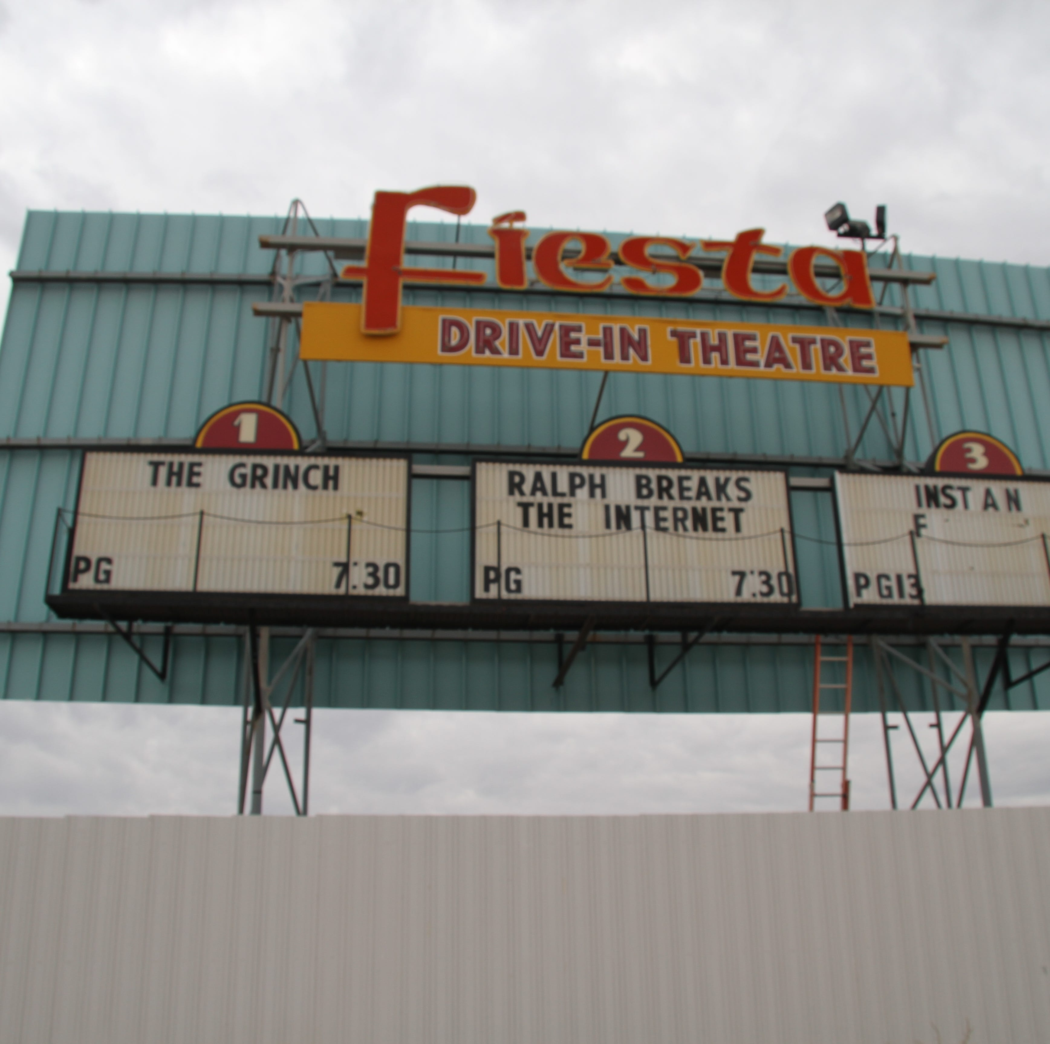Iconic Fiesta Drive-In closing