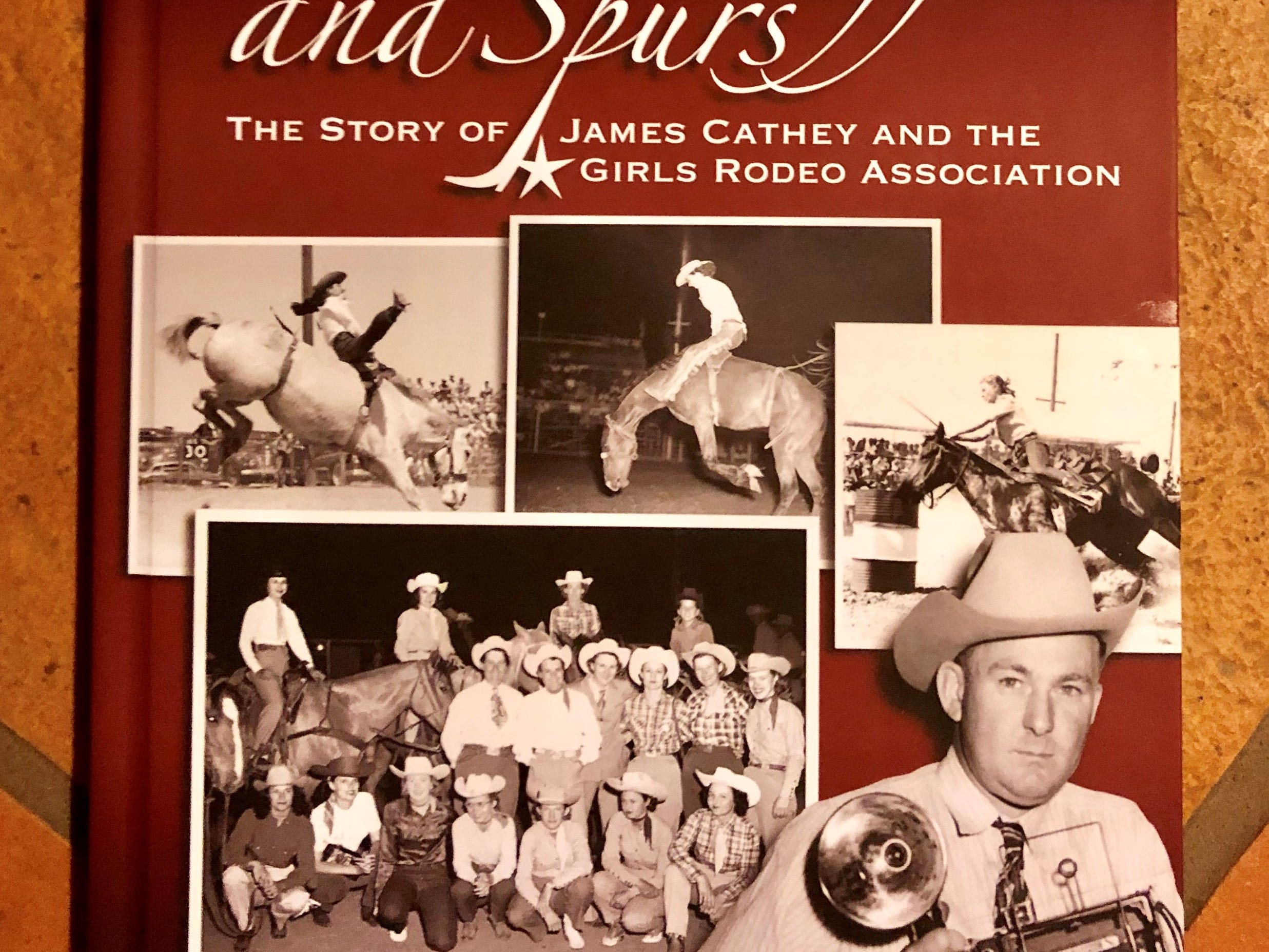 "Craig W. Cathey and his wife co-authored the book ""Powder Puff and Spurs"" that chronicles Craig W. Cathey's father James Cathey's covering the Girls Rodeo Association."