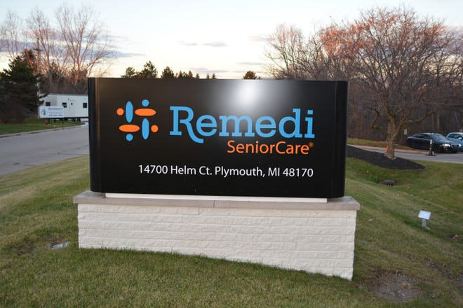 Remedi SeniorCare's first facility in Michigan is in Plymouth.