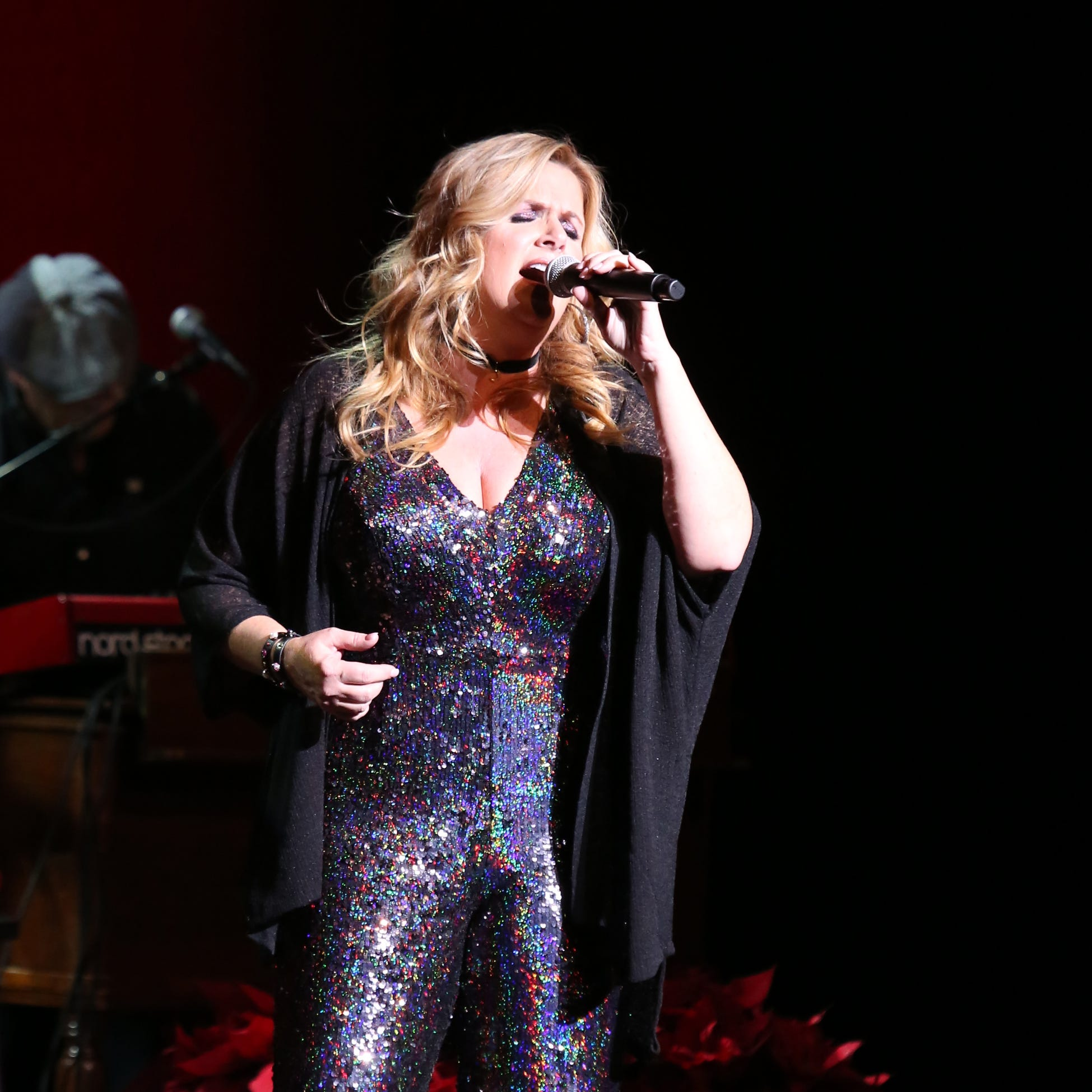 Trisha Yearwood shows what's great about McCallum at million-dollar gala