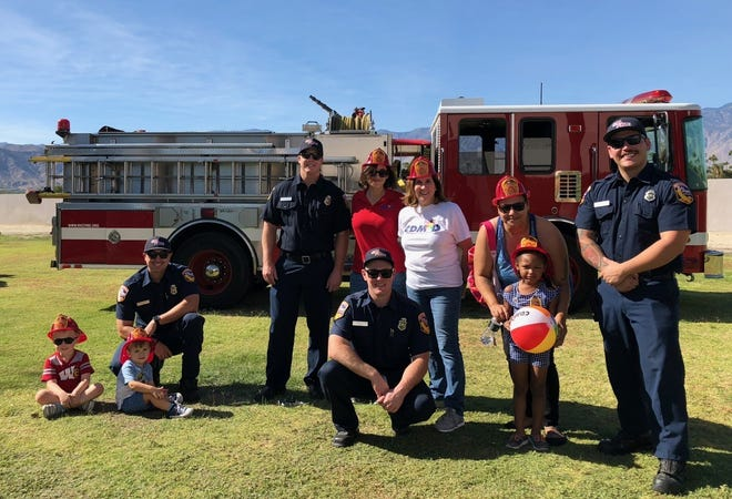 At Touch-a-Truck, children are encouraged to interact with their favorite vehicles as well as meet the men and women who serve and protect our communities. (2018 photo)