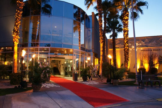 Every year the Palm Springs Air Museum holds an annual honorary fundraising gala to recognize individuals in military aviation.