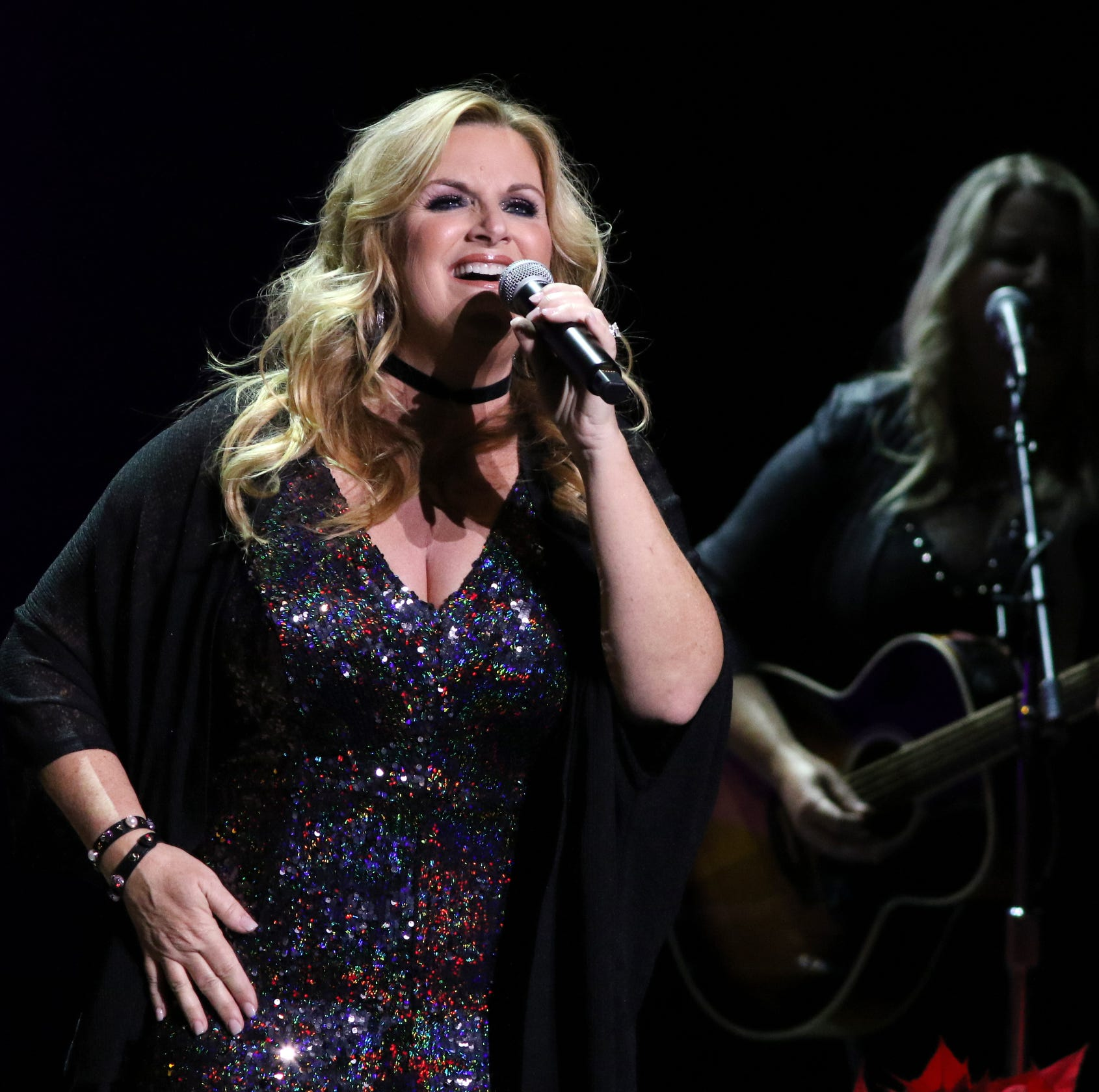 Why Trisha Yearwood loves Frank Sinatra, Porter Wagoner and songwriting with Garth Brooks