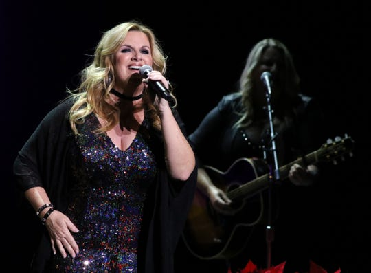 Trisha Yearwood will celebrate her 20th anniversary as a member of the Grand Ole Opry with a performance on the Opry on Tuesday.