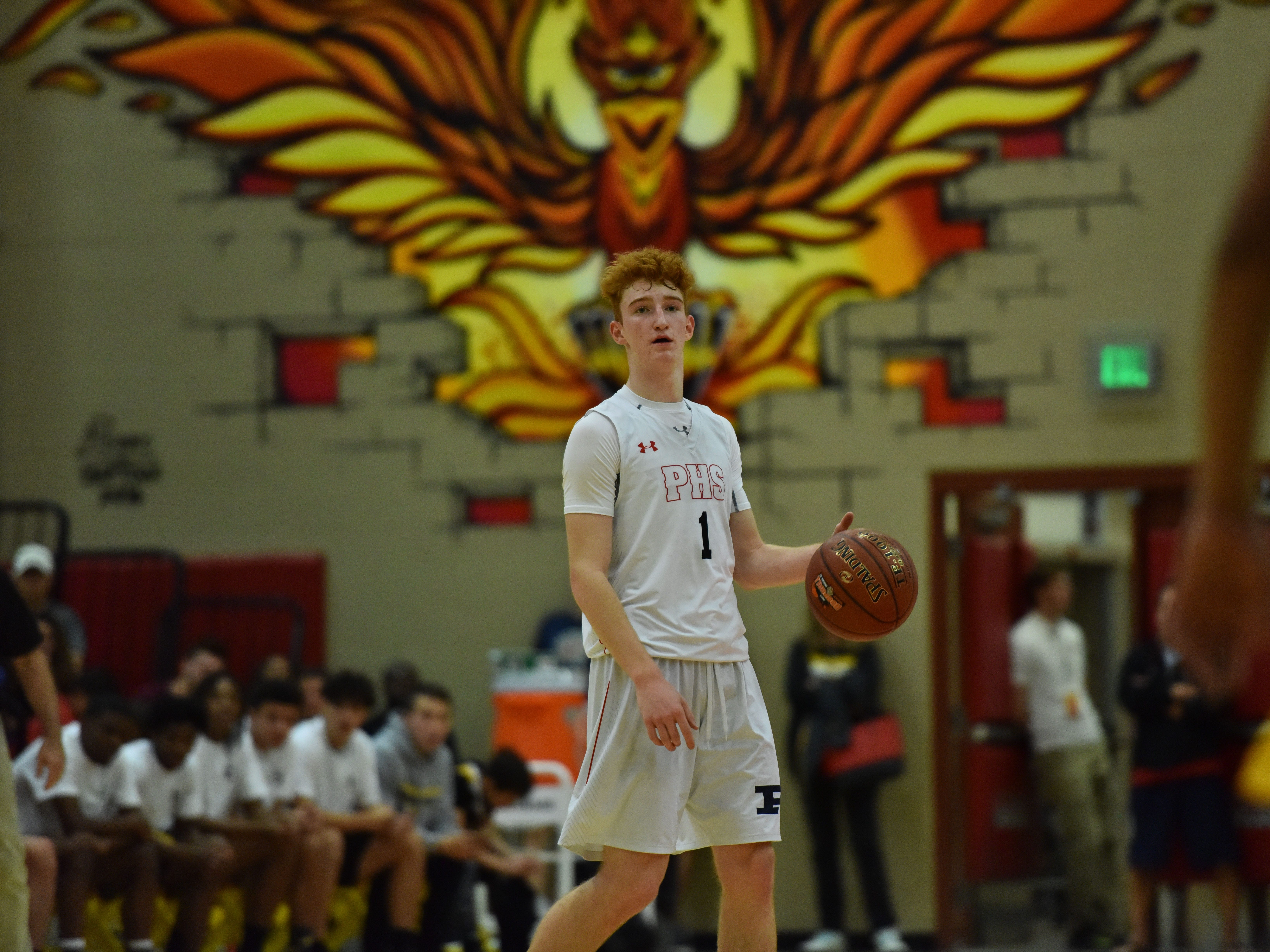 Hoophall West is a basketball showcase of the best local and national talent at Scottsdale's Chaparral High School.