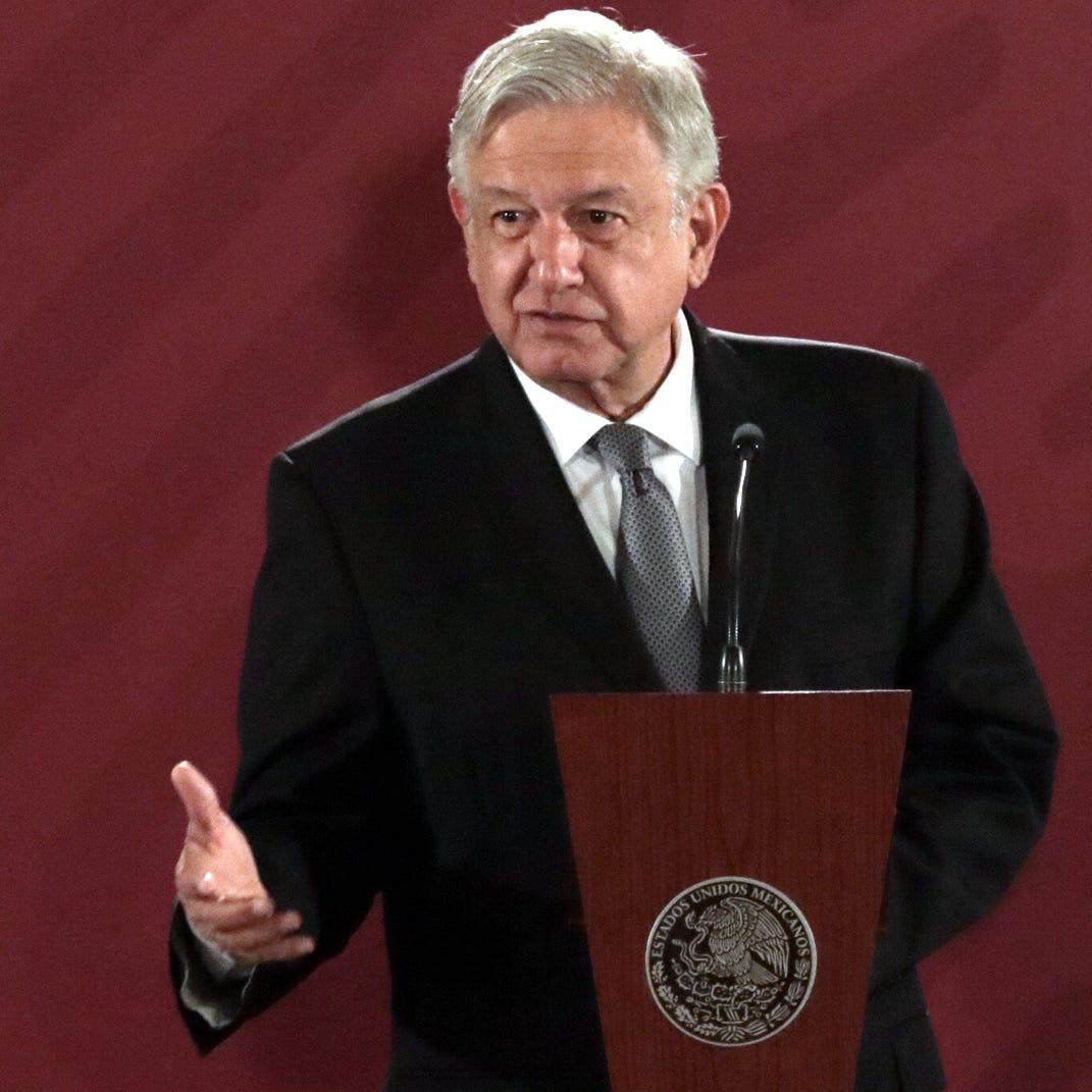 Andrés Manuel López Obrador evita confrontación con Trump por muro