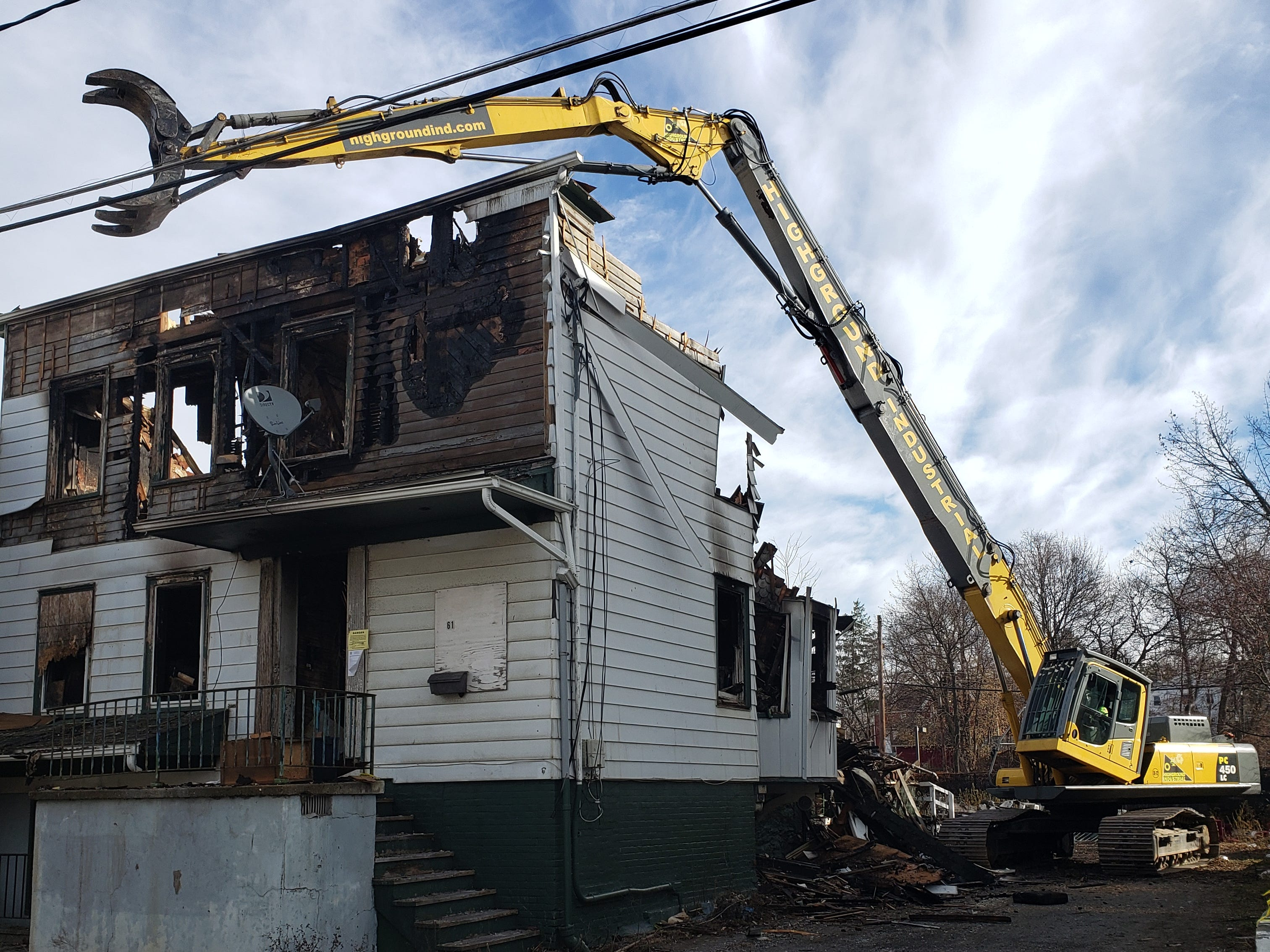 Academy Street fire victims identified: medical examiner