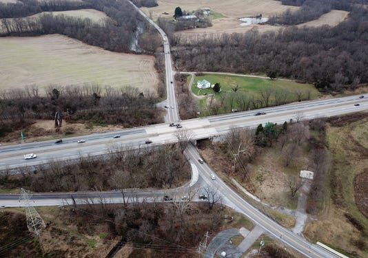 I83 And Canal Road