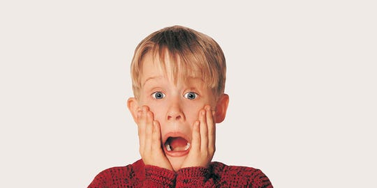 """""""Home Alone"""" plays at Saturday, Dec. 8, at the Capitol Theatre."""