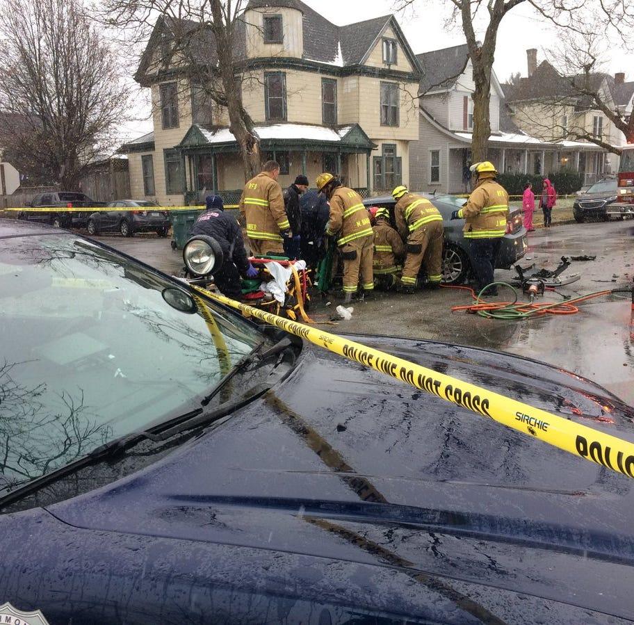 Driver killed in head-on crash on Richmond Avenue