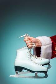 Bill Gray's Regional Iceplex in Brighton is hosting its annual Skate with Santa event Saturday, Dec. 15.