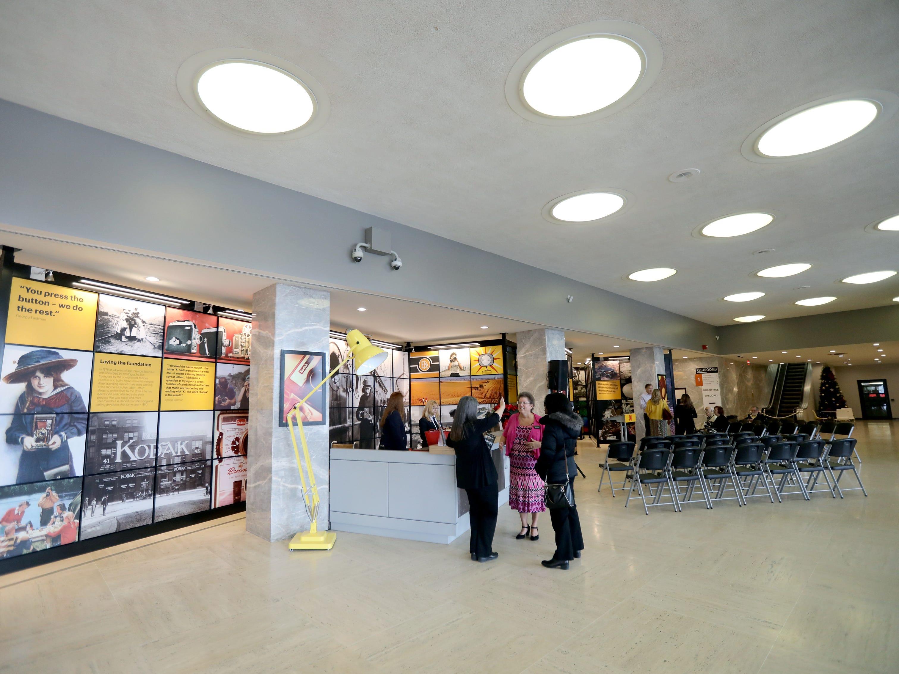 Kodak Visitor Center Grand Opening.