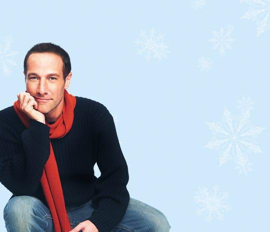 Jim Brickman brings his Joyful Christmas Tour to Rochester's Auditorium Theatre Wednesday, Dec. 19.