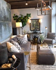 """""""People are blown away by the aesthetic appeal of the store,"""" says co-owner Brian Coutu."""