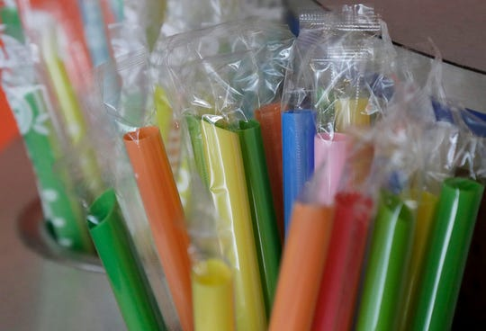 A bill that would make plastic straws available only upon request is headed for a final vote in the Oregon Legislature.