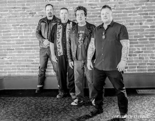 Salem-based punk/rockabilly bandSeven Mile Lane will commemorate the release of their EP withToxic Zombie and Grand Head.