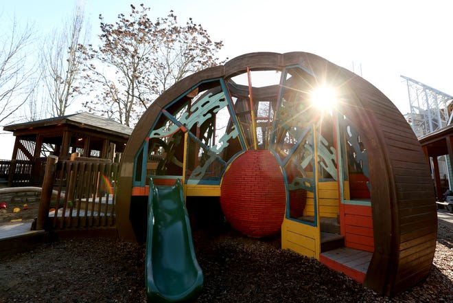 The Gilbert House Children's Museum is looking to raise $150,000 from the community by January 2020 to transform the Outdoor Discovery Area into The Inventor's Yard. Photographed at the Gilbert House Children's Museum in Salem on Thursday, Dec. 6, 2018.