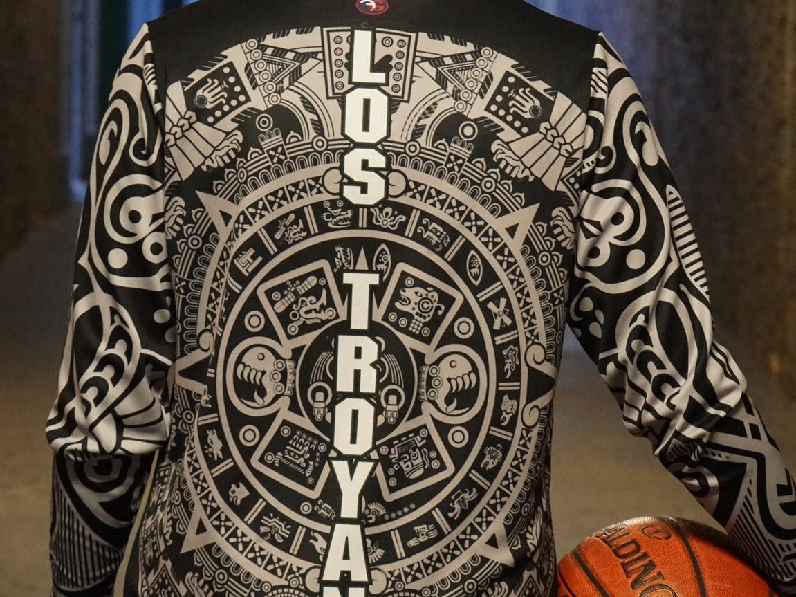 Alisal basketball honors culture, diversity with unique shirts