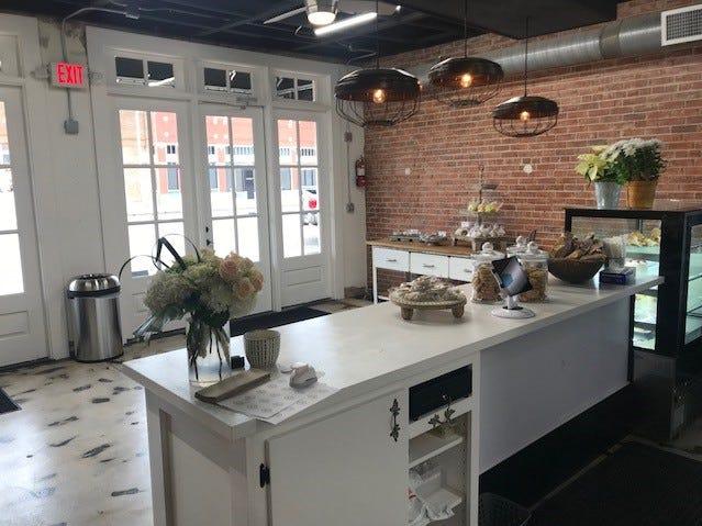 Interior shot of Carter's Sugar Shop, 28 N. Chadbourne St., on Thursday, Dec. 6, 2018.
