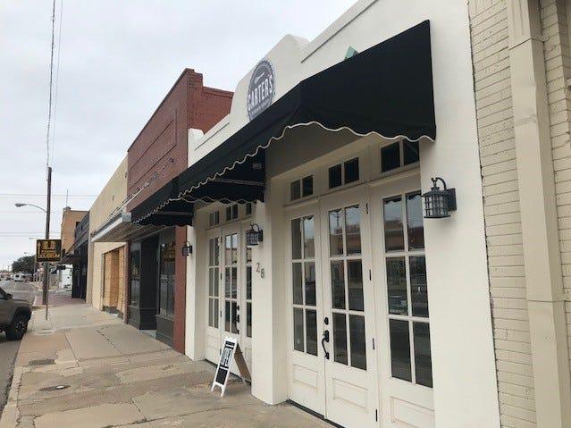 Storefront of Carter's Sugar Shop, 28 N. Chadbourne St., on Thursday, Dec. 6, 2018.