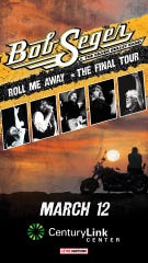 Bob Seger and the Silver Bullet Band will perform in Bossier City March 12.