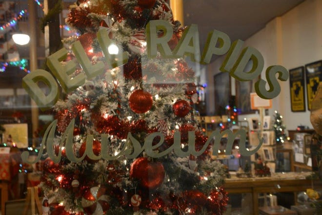 The fundraiser at the Christmas at the Dells is the biggest of the year for the Dell Rapids Museum.