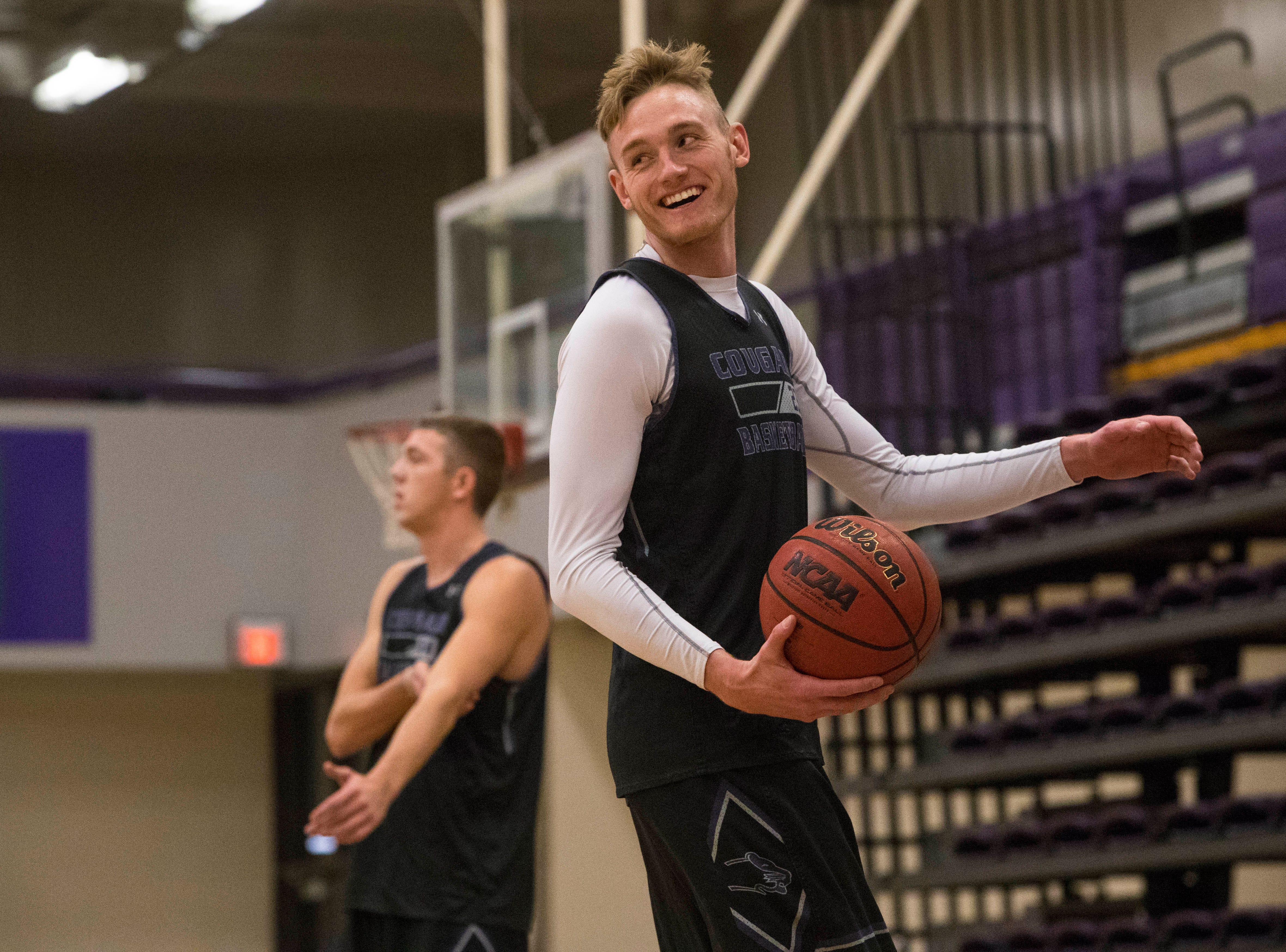 Off and running: Fast start has USF Cougars thinking big