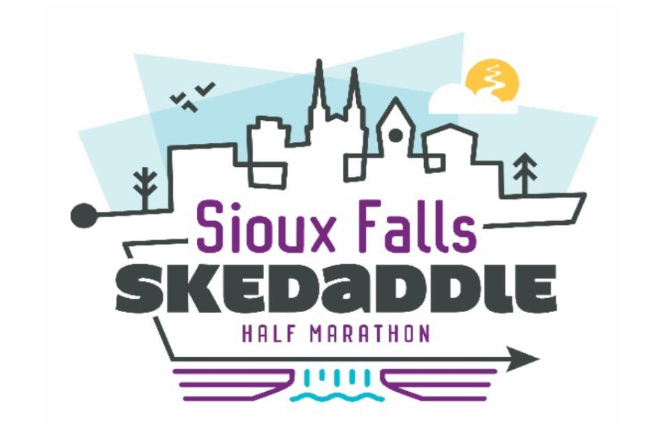 New 'Skedaddle' half-marathon features brunch, 'entertainment zones' and cheering sections