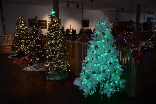 The Dell Rapids Museum is a Holiday Wonderland during Christmas at the Dells.