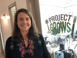 Jenna Clarke is the executive director of Project Grows and a 2018 News Leader Newsmaker.