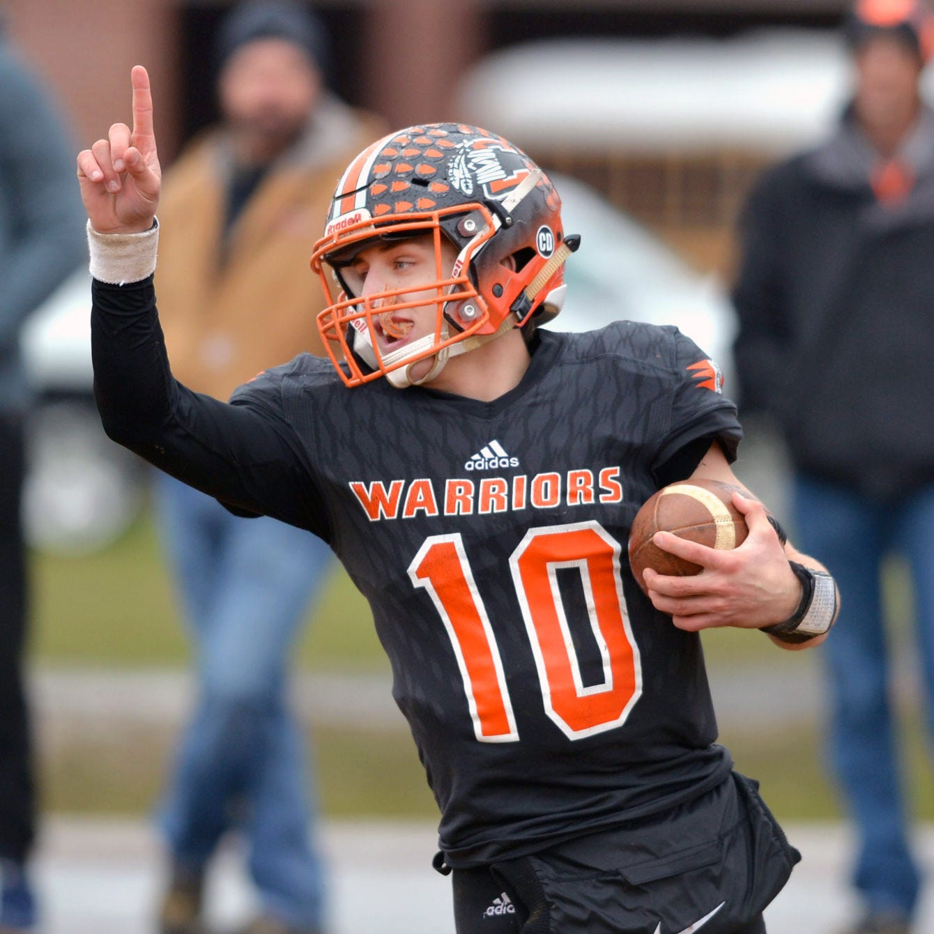 Redemption Chilhowie's goal in state final rematch with Riverheads