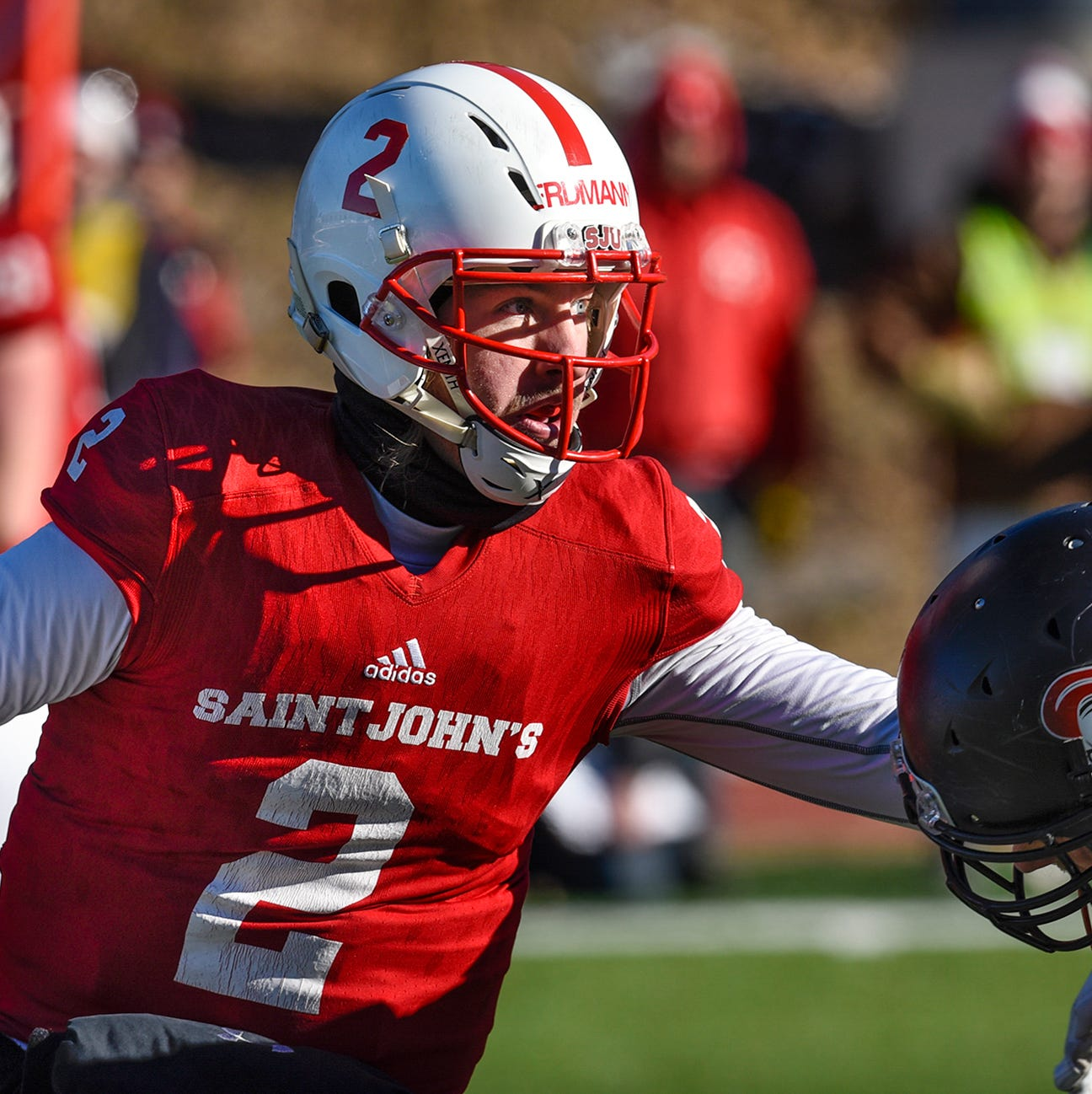 SJU's Erdmann named 2018 Gagliardi Trophy winner
