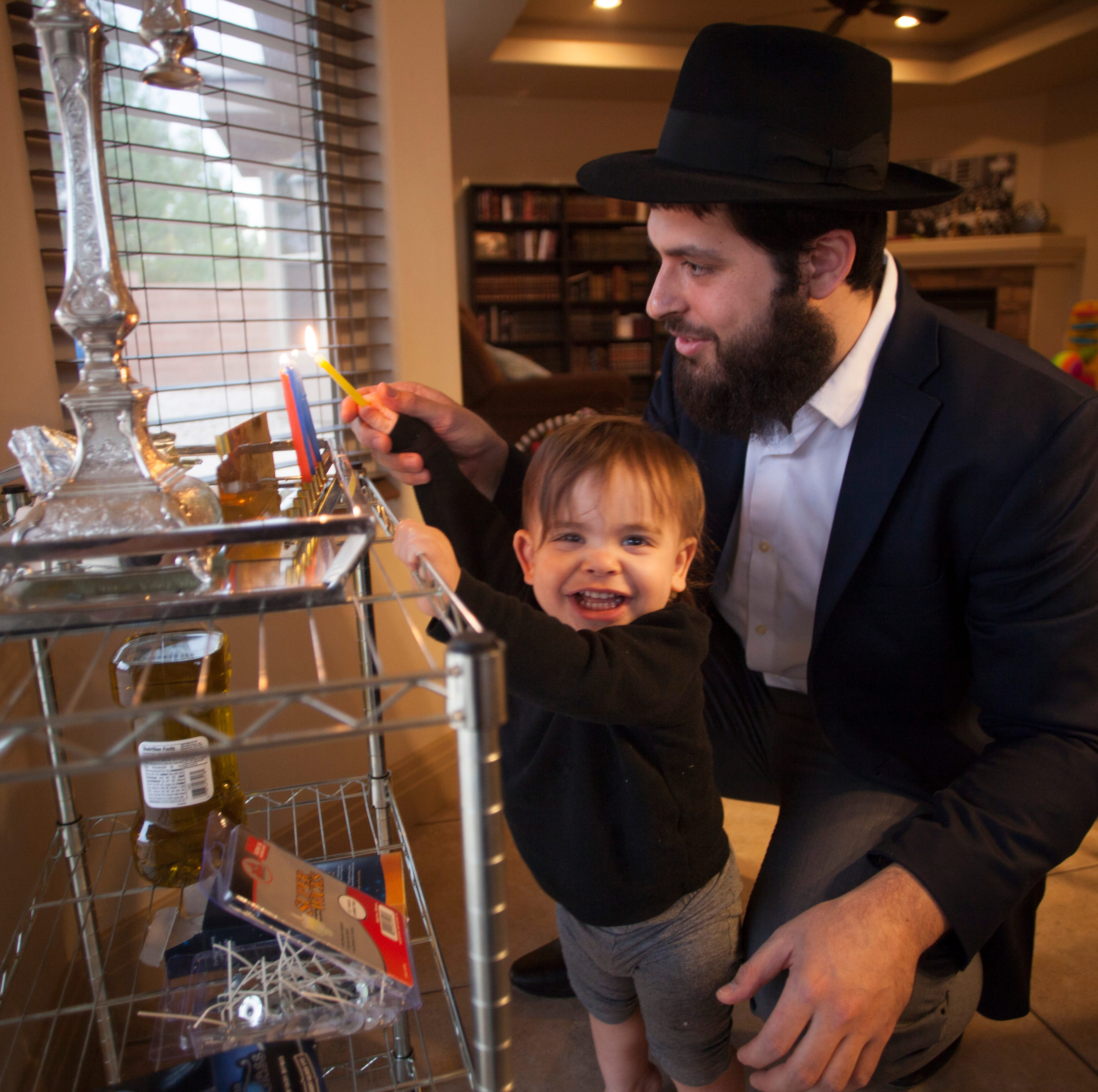 Celebrating Hanukkah in St. George: Jewish pride, time spent with family, gifts to charity