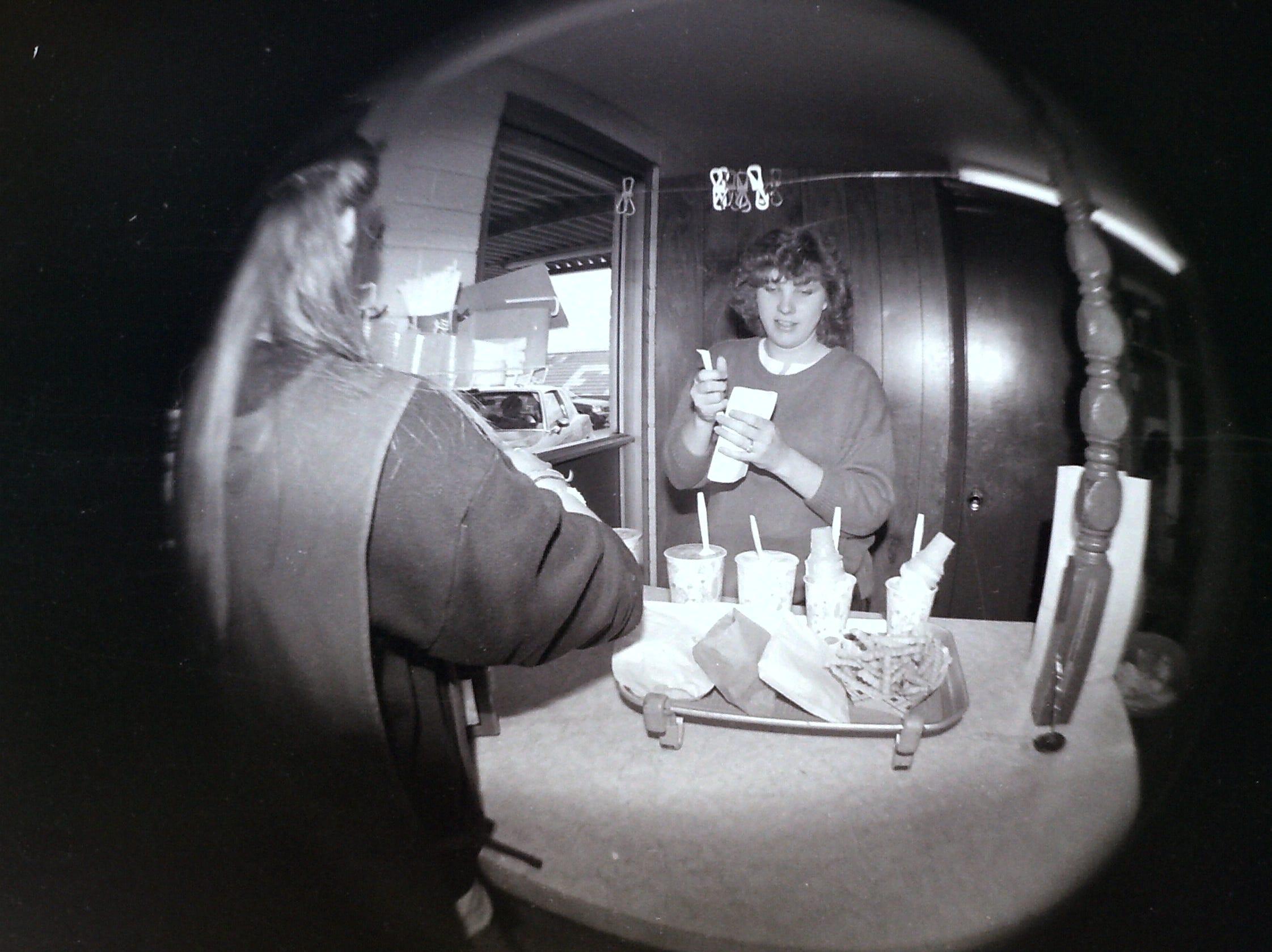 Larsen's Frostop circa 1988.