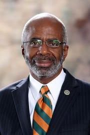 Florida A&M University President Larry Robinson
