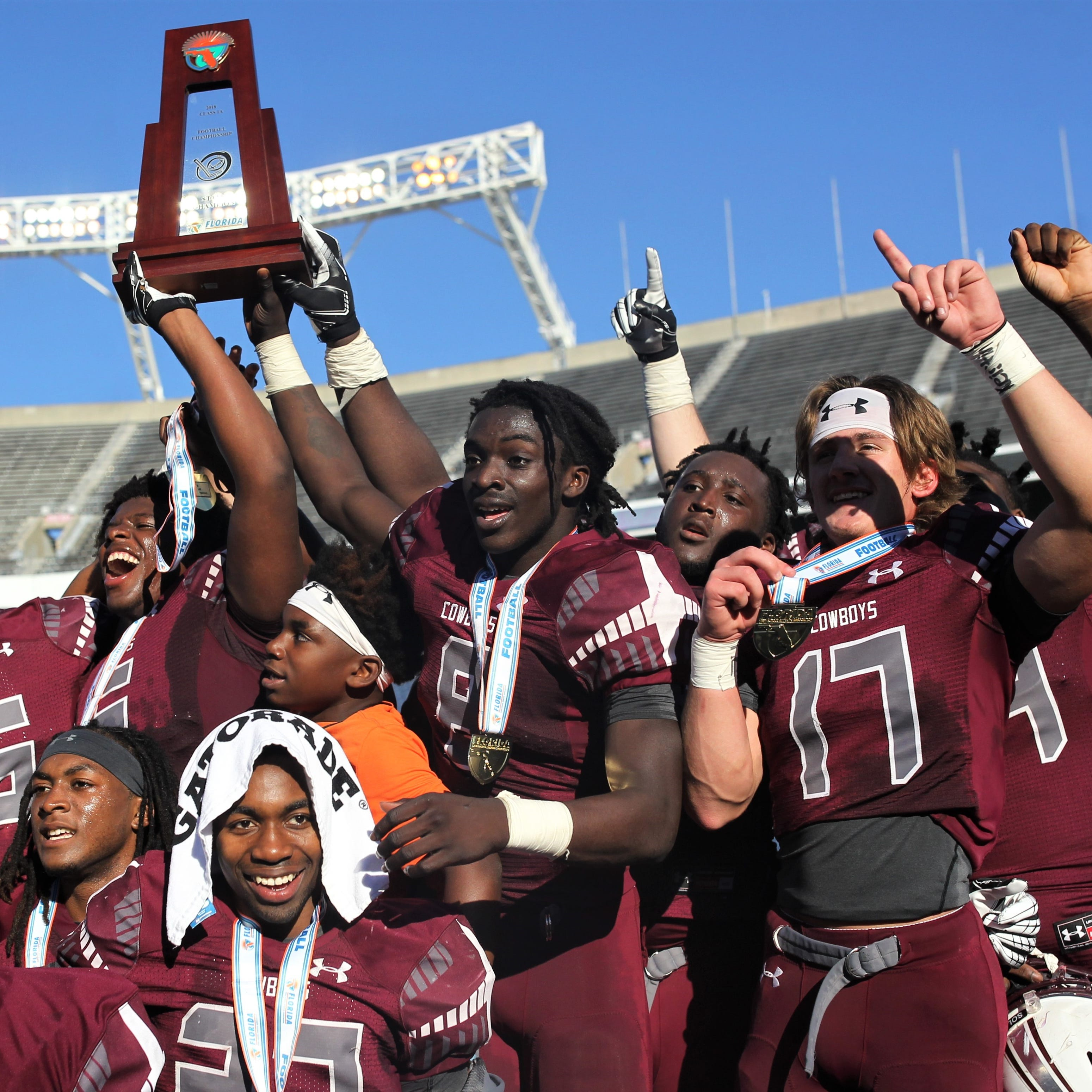 Best ever, again! Madison County goes back-to-back for first time in program history