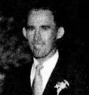 Forrest S. Tucker in 1951 in California.